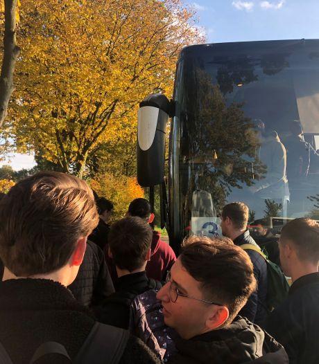 Gemert in de ban van het bekervirus: club met drie bussen op weg naar Staphorst
