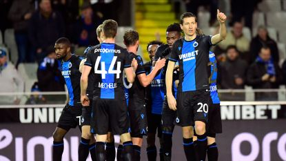 Club Brugge treft Manchester United in Europa League, AA Gent speelt tegen AS Roma