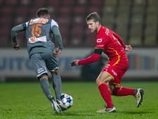 GA Eagles-verdediger Droste scoort voor het eerst in 7 jaar, maar voelt de pijn