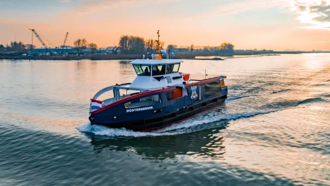 Het beste schip van het land komt uit Hardinxveld of Gorinchem: 'Dat is natuurlijk geen toeval'