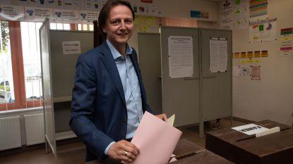 Burgemeester Kenneth Taylor voor het eerst kandidaat in Vlaanderen