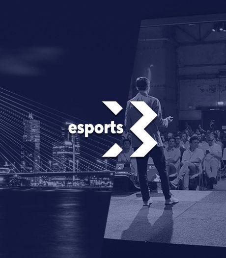Esportscongres EsportsX voor vijfde keer terug naar Rotterdam Ahoy