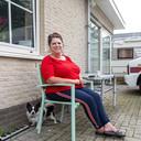 'Mater familias' Jo Florack hoopt dat het woonwagenkamp uitgebreid wordt, zodat haar kinderen en kleinkinderen er kunnen blijven wonen.