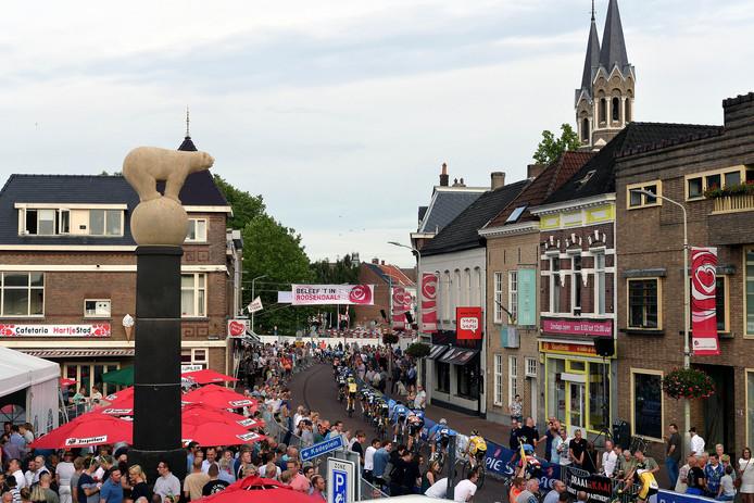 De Draai geldt als een van dé top-evenementen in Roosendaal .