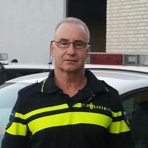 Wijkagent Peter Mouwen