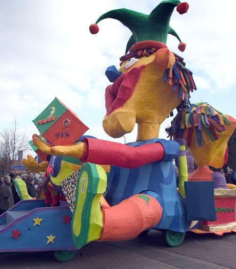 Toch een beetje carnavalsgevoel in Westerhoven met  Koffiegats livestream festival