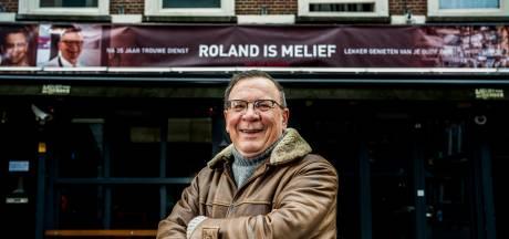 Barman Roland neemt na 35 jaar afscheid van het kroegleven: 'Dit was geen bijbaan, maar mijn roeping'