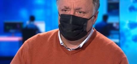 Le virologue Marc Van Ranst menacé, le parquet du Limbourg ouvre une enquête