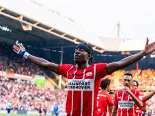Roger Schmidt ziet dat Noni Madueke nu een completere speler is: 'Vorig seizoen maakte hij ook al fantastische goals'