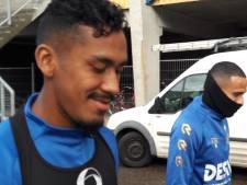 Nieuweling Renato Tapia traint al mee bij Willem II