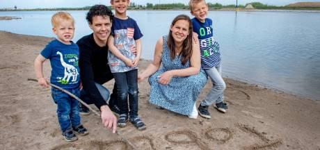Tobias werd 'stil' geboren, moeder Daisy houdt een herdenking: 'Er zijn heel veel ouders die exact hetzelfde voelen als ik'