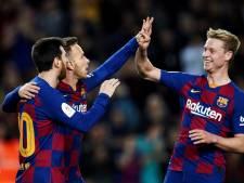 Thuisvoordeel volledig verdwenen: kost dit Barcelona straks de titel?