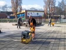 Speelveld in Tarthorst wordt opnieuw ingericht: niet alleen gymles maar straks ook lekker spelen op veld