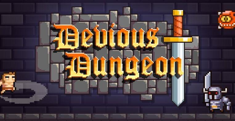 Een ontdekking in het pixelgraphic-genre: 'Devious Dungeon'. Beeld Noodlecake Studios