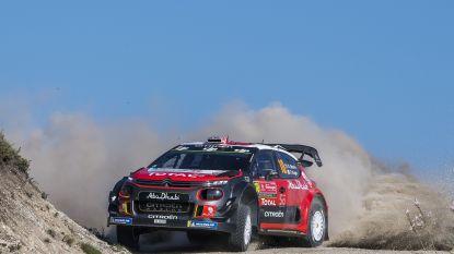 """Citroën zet """"brokkenpiloot"""" Kris Meeke aan de deur"""