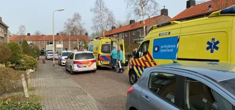 Jong meisje valt uit raam in Deventer, traumaheli landt op evenemententerrein