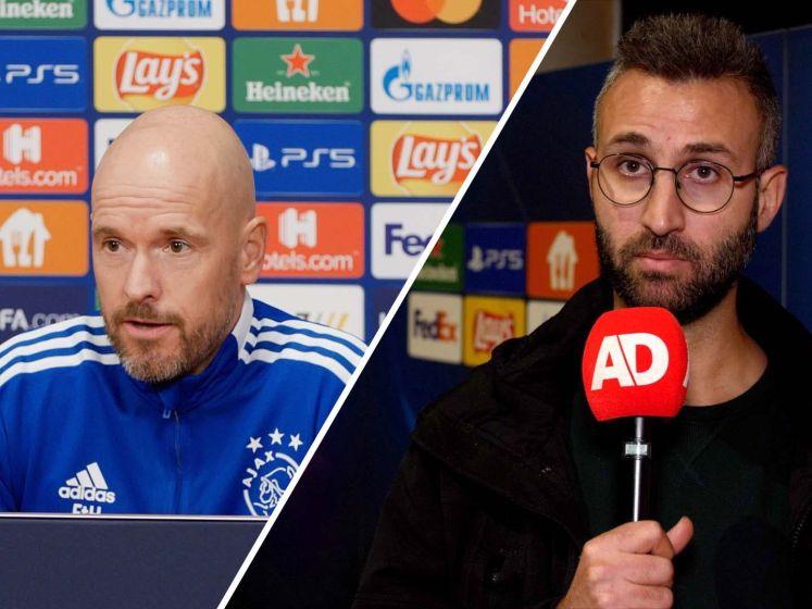 Ten Hag: 'Spelen niet tegen Haaland, maar tegen Dortmund'
