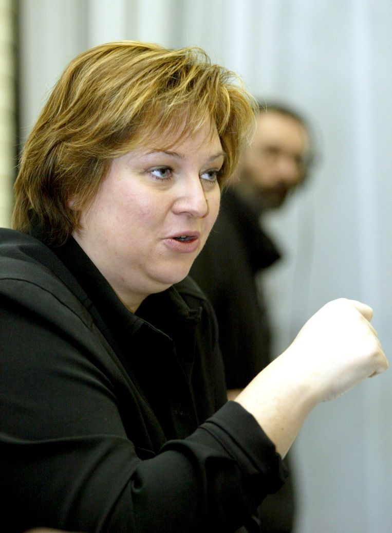 Martine Taelman (Open Vld).