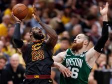 Cleveland brengt spanning terug in finale Eastern Conference