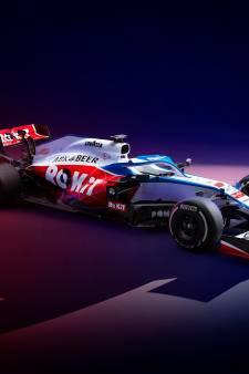 Williams onthult nieuwe auto voor dit F1-seizoen