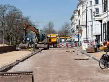 Deel rijbaan IJsselkade in Zutphen weer toegankelijk