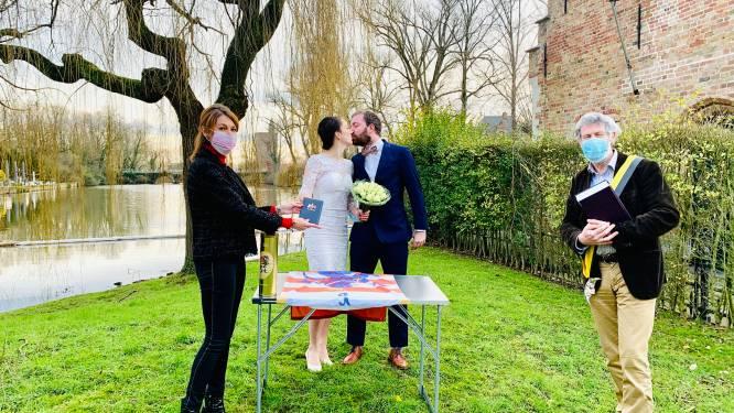 """Laat Brugse koppeltjes kiezen voor Minnewaterpark om te trouwen"""