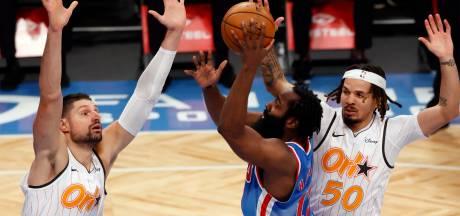 Sterspeler Harden maakt status waar bij debuut voor Brooklyn Nets