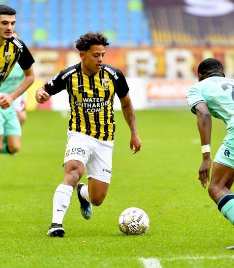 Samenvatting   Vitesse - Willem II