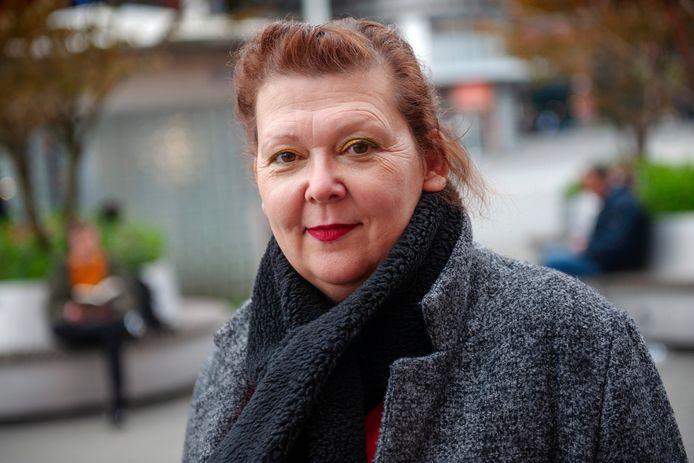 Leyla van Hees is één van de Bossche slachtoffers van de toeslagenaffaire die maandag met staatssecretaris Van Huffelen sprak.