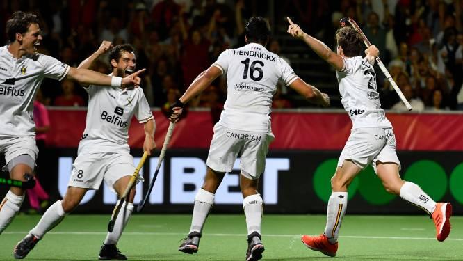 Les Red Lions sont en finale de l'Euro de hockey