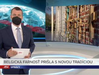 """Kruisjeshek in Olen is gigantisch succes: """"Zelfs opgepikt door de Slovaakse nationale televisie"""""""