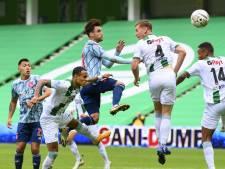 LIVE | Kan FC Groningen Ajax voor de derde keer op rij verslaan?