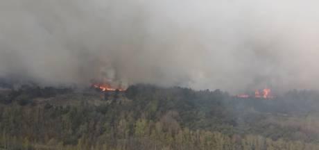 Incendie à Brecht: les résidents évacués ne peuvent pas encore rentrer chez eux