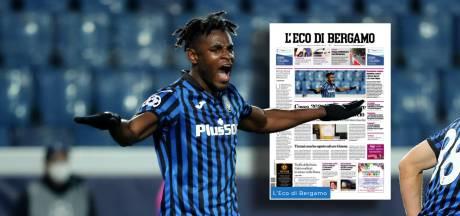 Italiaanse kranten na remise tegen Atalanta: 'Ajax heeft ingeboet aan kwaliteit'
