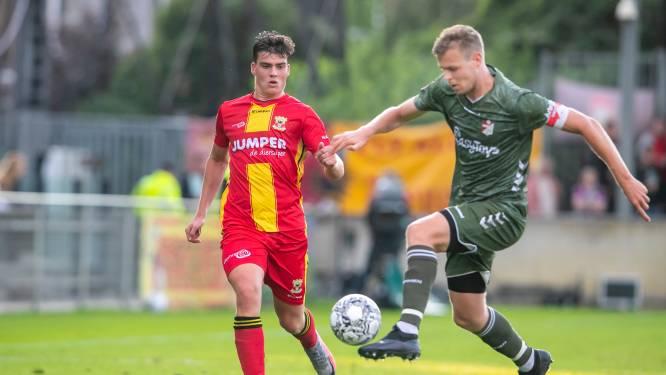 Ongeslagen beloften Go Ahead Eagles slaan slag met zege op concurrent AFC