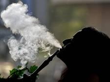 Waarschijnlijk tabak in waterpijpen van shishalounges in Den Bosch, zaken mogelijk dicht