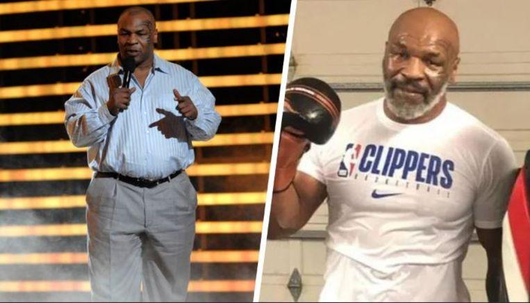 Tyson in 2009 versus Tyson 2020.