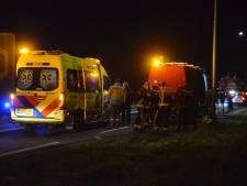 Man onderkoeld na val in water in Waddinxveen