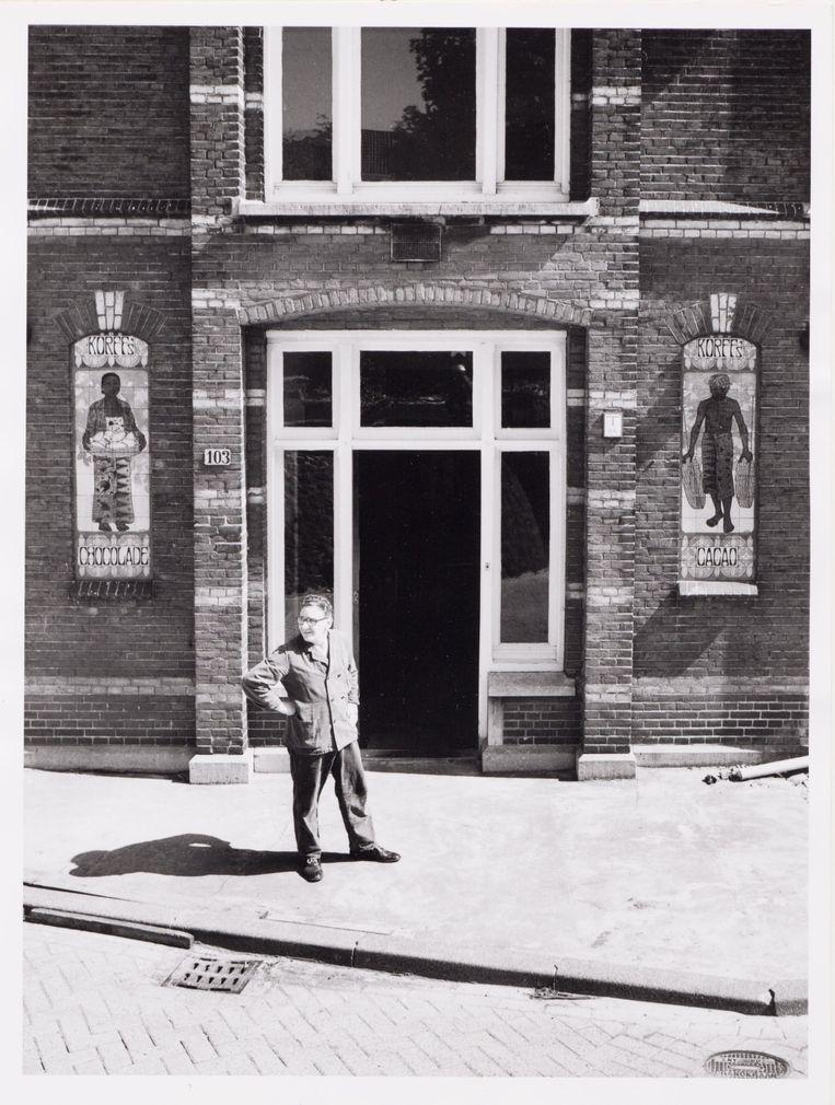 De fabriek van Korff aan de Ringdijk in juni 1978. Beeld Stadsarchief