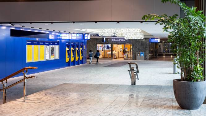 Vier jongens mishandelen man op station Breda nadat ze piano proberen te vernielen
