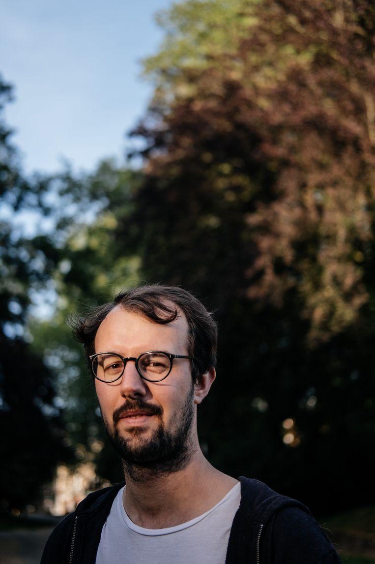 Thomas Smolders: 'Nu moeten en kunnen we sparen.' Beeld Wouter Van Vooren