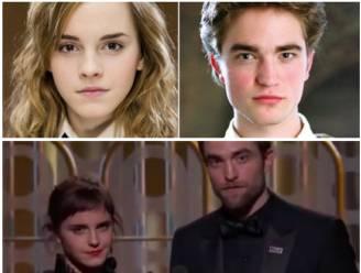 Potter-fans in de wolken over mini-reünie op Golden Globes