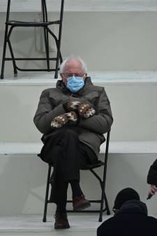 Amerikaanse senator Bernie Sanders gespot in Dordrecht en Giessenburg