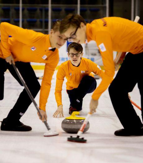 Olympisch curlingtoernooi in Tilburg ketst af, ijsbaan is niet beschikbaar