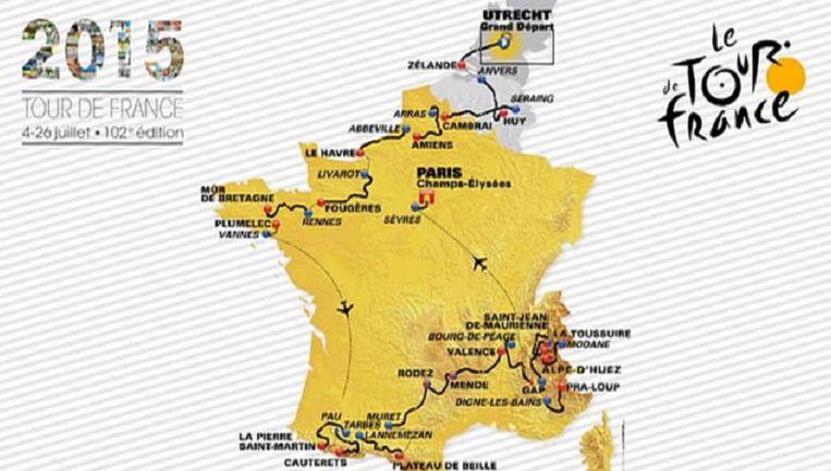 null Beeld Tour de France