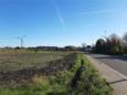 Simulatie van de windmolens op Stookte.