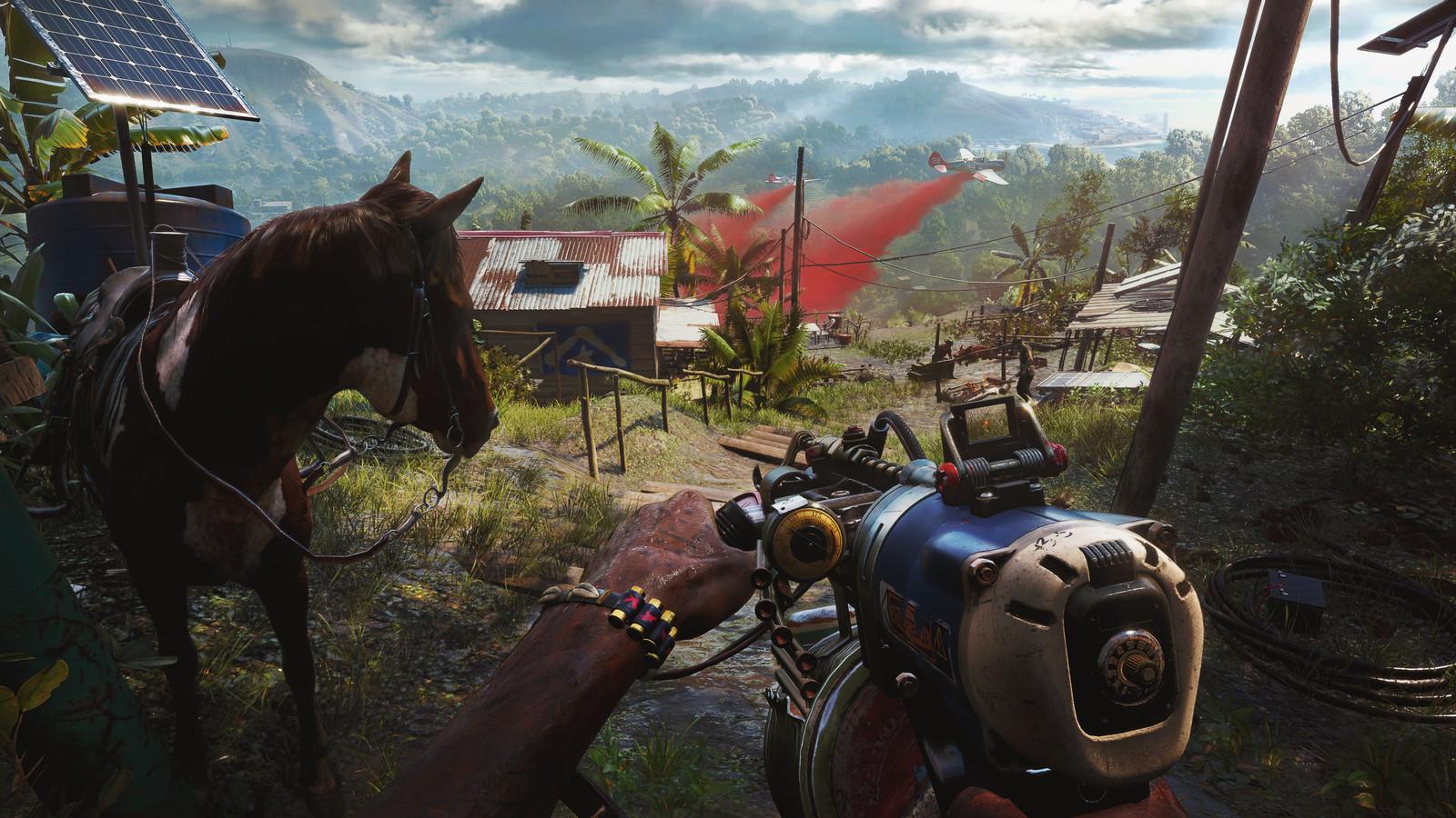 De 'Far Cry'-reeks keert terug naar een exotische setting.