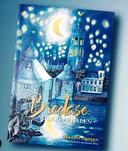 De cover met gouddruk van het boek van Naomi Jansen.