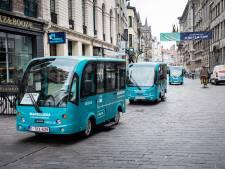 Weg met de Wandelbus: tergend traag voertuig verdwijnt uit Gent