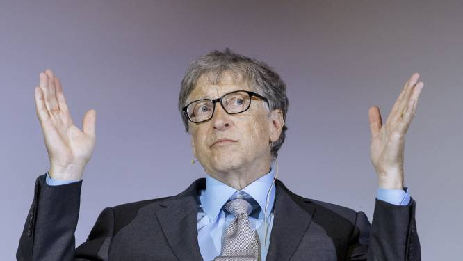 Bill Gates: vriendschap met Epstein was een grote fout